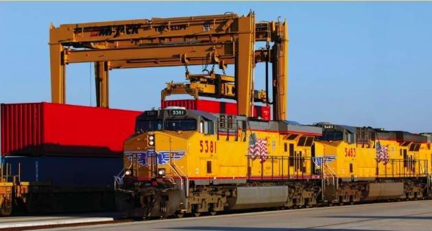 Union Pacific Joliet