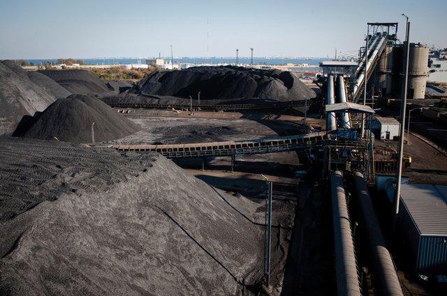 Coal Terminal DTA